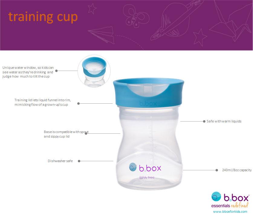 b.box Training Cup