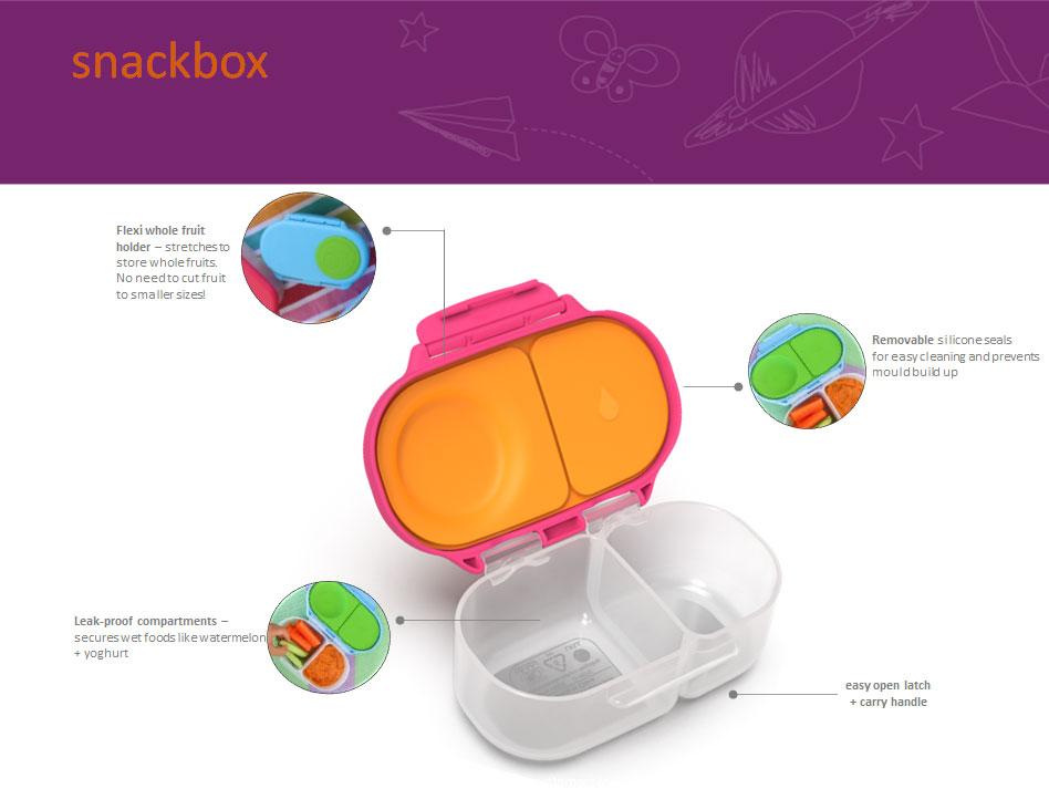 b.box Snackbox