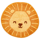 Sass & Belle Lion Head Vloerkleed
