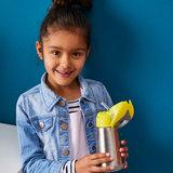 b.box Insulated Drink Bottle Lemon Sherbet 12m+