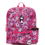 Zip & Zoe Backpack Age 3+ Floral Pink
