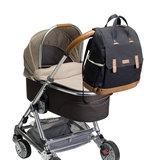 Babymel Robyn Convertible Backpack Black Luiertas