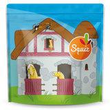 Squiz 3-Pack Multifunctionele Snackzakjes - De Boerderij Collectie