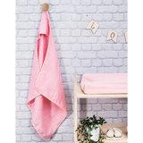 Jollein Badcape hydrofiel 75x75cm Mini dots blush pink