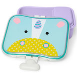 Skip Hop Zoo Little Kid Lunch Kit Eenhoorn