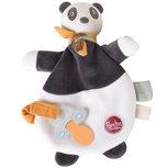 Tikiri Pancha the panda knuffeldoekje