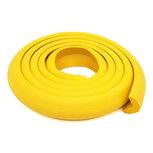 Tafelrand Bescherming 2m L-vorm Geel