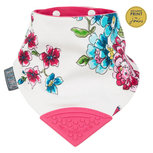 Cheeky Chompers Bib Anna Floral by Joules Neckerchew
