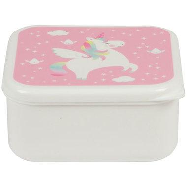 Sass & Belle Rainbow Unicorn Lunchbox