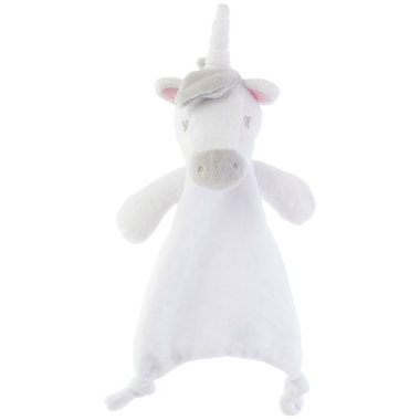 Sass & Belle Evie Unicorn Baby Knuffeldoekje