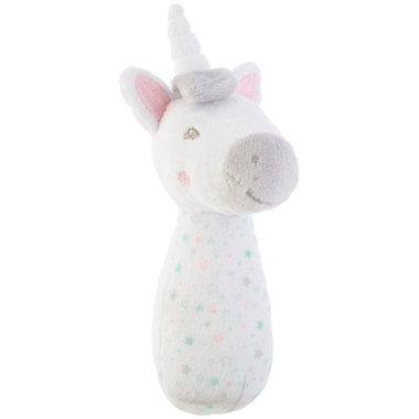 Sass & Belle Evie Unicorn Baby Rammelaar