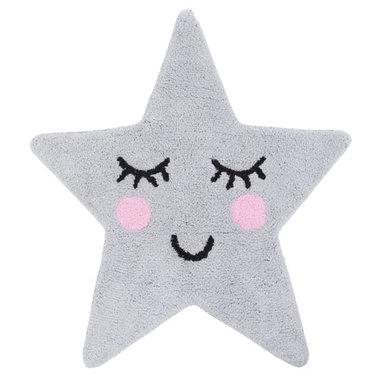 Sass & Belle Sweet Dreams Grey Star Vloerkleed