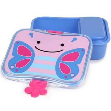 Skip Hop Zoo Little Kid Lunch Kit Vlinder