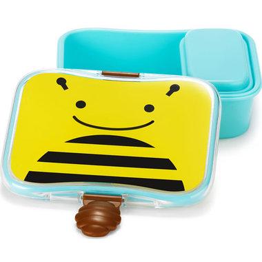 Skip Hop Zoo Little Kid Lunch Kit Bij