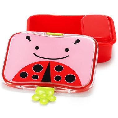 Skip Hop Zoo Little Kid Lunch Kit Lieveheersbeestje