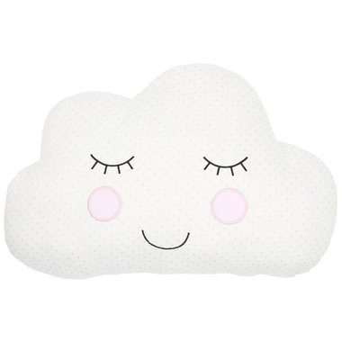 Sass & Belle Sweet Dreams Cloud Decoratief Kussen Wit
