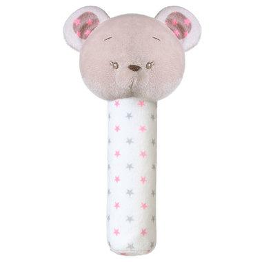 Babyono Squeaker Bear Suzie Knijpspeeltje