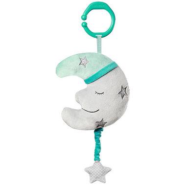 Babyono Happy Moon Muziekdoosje