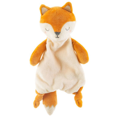 Sass & Belle Woodland Fox Cuddle Knuffeldoekje