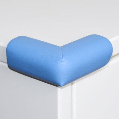 Hoekbeschermers L-vorm Blauw (4 stuks)