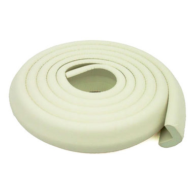 Tafelrand Bescherming 2m L-vorm Roomwit