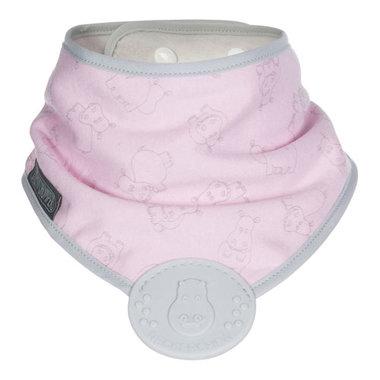 Cheeky Chompers Pink Everyday Essentials Neckerchew