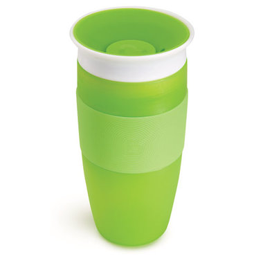 Munchkin Miracle 360° Sippy Cup Big 414 ml Groen