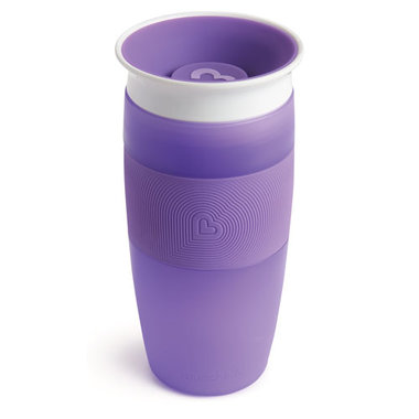 Munchkin Miracle 360° Sippy Cup Big 414 ml Paars