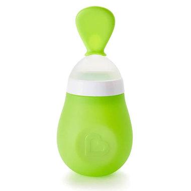 Munchkin Squeeze Lepel Groen