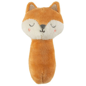 Sass & Belle Woodland Fox Baby Rammelaar