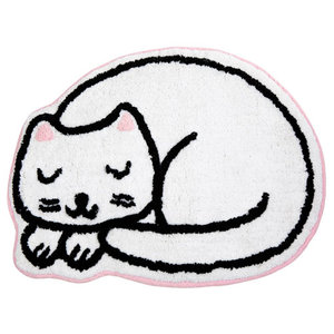 Sass & Belle Cutie Cat Nap Time Vloerkleed