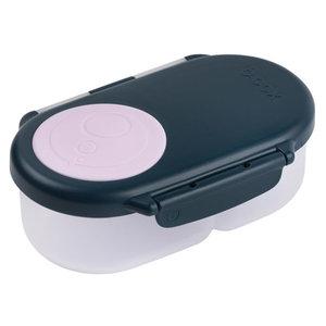 b.box Snackbox Indigo Roze