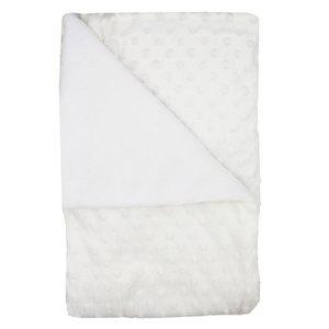 9db926214de Baby Blanket with Nubs White 75 x 100 cm